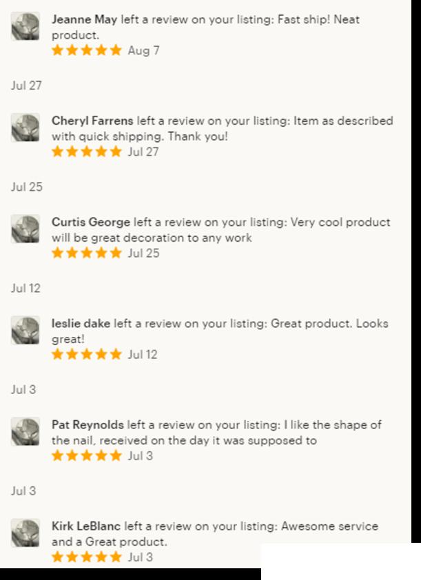 reviews 1st
